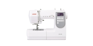 Sewing machine Janome DC6100, Tested by KL24.ee