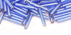 Heledamad koobaltsinised, metallik, 15 mm, HO254