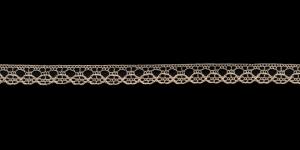 Puuvillane pits 3513-27 laiusega 0,8 cm, värv linabeež
