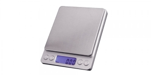 Electronic Digital Scale, max. 500g, +/- 0,01g, I-2000, KL1673, TV4