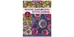 Raamat `Beaded Embroidery Stitching`