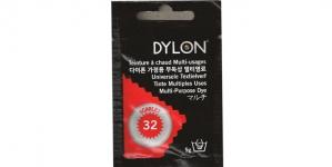 Mitmeotstarbeline riidevärv Dylon Multipurpose Die - Hand Use, 5 g, Värv 32 Scarlet