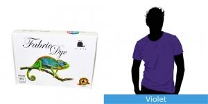 Vielo Washing Machine Fabric Dye, 200 g, Violet