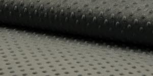 Pehme mummuline fliis Minky Art. KC4008-068, värv tumedam hall