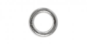 Hõbedane metallrõngas, 9,3 x 2mm, EF1B