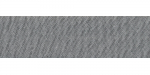 Diagonaalkant, puuvillane, 25mm, keskmine hall, värv 900113