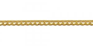 Metallikniidist pits 3174-28 laiusega 0,8 cm, värv kuldne