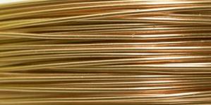 Kuldne, 18 ga, ø1,02 mm; 4 m, 180A-018