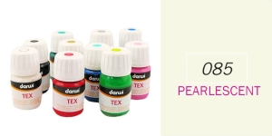 *Darwi kangavärv TEX 30 ml Pärlmutter-lisaaine Pearlescent 085