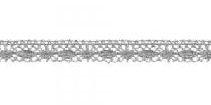 Metallikniidist pits 3111-29 laiusega 1,5 cm, värv hõbedane