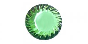 WJ15 35mm Roheline läbipaistev dekoratiivkivi