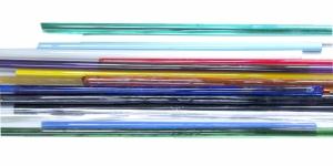 GV1 Erivärvilised klaaspulgad