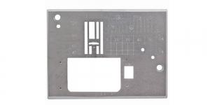 Pisteplaat Janome õmblusmasinale MC7700QCP #858604003, F8/3