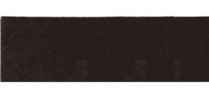 Mustjaspruun samet diagonaalkant / 18mm, `Vellut` / Värv 41