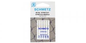 Kodu-õmblusmasina Stretch nõelad, Schmetz Nr. 75-90