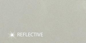 Кусок ткани самоклеящая отражающая 10см х 20см, сепый/серебристый, Pronty