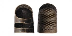 Avatud otsaga sõrmkübar; Keskmine, Clover 6018