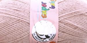 Beebilõng Super Baby, MadameTricote, Värv 118 Beežikasroosa