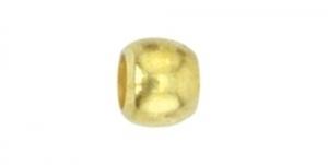 Kullatud ümar pärlipidur,helmes, 3mm, JFC3G-1Z