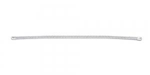 24x0,5cm Metallist korsetiriba