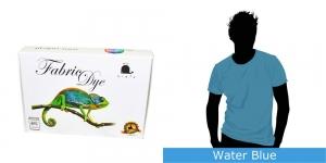 Vielo Washing Machine Fabric Dye, 200 g, Water Blue