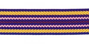 Kotirihma pael laiusega 5 cm Värv - Sinine, kollane, #3
