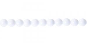 Pyöreä lasihelmi - Tsekki, Jablonex, 8mm, LN341