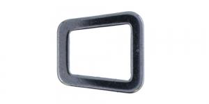28x22mm Hematiit, kandiline vahedetail SHP122/IR712
