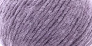 Alpakavilla sisaldav lõng Brushed Fleece, Rowan, värv nr. 270, hallikaslilla