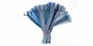 Peitlukud 20cm, pakkumiskomplekt, 50tk, heledamad sinised, #8
