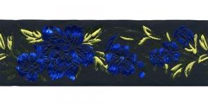 Must, Sinise lillemustriga pael 48 mm, Art. 50096, V6