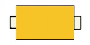 Niit tugevamaks õmblemiseks, 1000 m, Coats SUN, saialille-kollane 2003