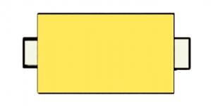 Niit tugevamaks õmblemiseks, 1000 m, Coats SUN, kollane 1670