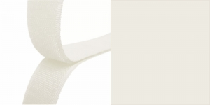 Takjapael, 25 mm, 25 cm, naturaalvalge #115