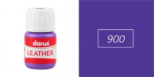 Nahavärvid Darwi Leather, 30ml, VIOLET 900