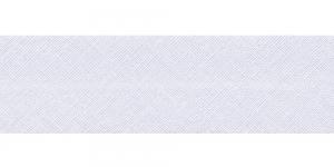 Diagonaalkant, puuvillane, 25mm, sinakas helehall, värv 700141