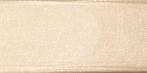 Organzapael laiusega 15 mm, Art. 3358, Värv nr. 790 Kreemjasvalge