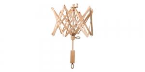 Wooden skein holder, KnitPro 35004