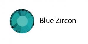 Triigitav MC kristall SS6 BlueZircon