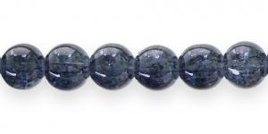 KE37 12mm Tumehall mõraline klaashelmes