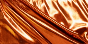 Metallik efektkangas, Vaskne, 112cm, 100.022/5009