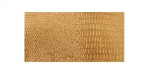 Kunstnahk, 45cm x 66cm, Ki-Sign METAL GOLD, KS-SC0-050