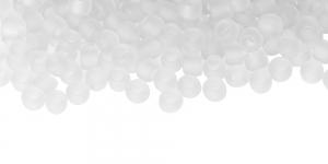 6-C-1F Värvitud piimjad, terahelmed TOHO, suurus: 6/0, värv: 1F