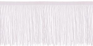 Lihtsad pikad narmad pikkusega 15 cm, värv valge, 1