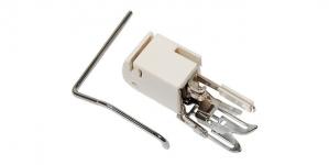 Ülakanga sööteseade (Even Feed Foot), standardse kruvikinnitusega õmbluslaiusega 5 mm - 7 mm, #200311003, #214875014, F38