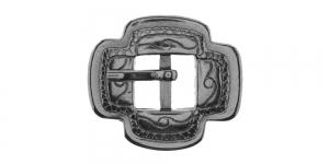SHB169/IR1033 27x25 mm Hematiit, pannal