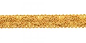 Reljeefne kaunistuspael LPE-518 / Värv nr. PE-46, Kuldkollane
