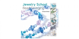 Raamat `Jewelry School: Bead Stringing`