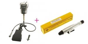 Universaalse kasutusega lihvimis, puurimis, poleerimismasin CC-30 ja täppispadrun