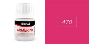 Portselanivärv Darwi Armerina, 30ml, Red Regina 470